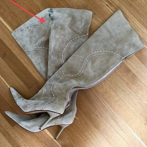 Nine West Shoes - ★Like New★ Nine West : Sz 8 : Suede : Knee high